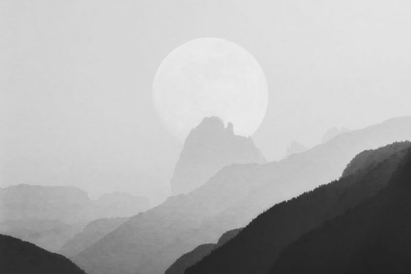 Shiva & the Moon